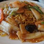 中華料理 豊楽園 - あんかけ焼きそば