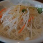 中華料理 豊楽園 - サラダ
