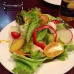 エル コマル メキシカンキッチン - 料理写真:サラダ(2012.11.13)