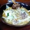 らーめん龍 - 料理写真:野菜味噌ラーメン850円。味はサッポロラーメンに近い。野菜たっぷりで、飲んだ後の〆でいつも食べにいきます。