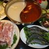 青島 - 料理写真:火鍋