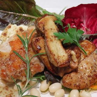 ガーデンレストラン - 料理写真: