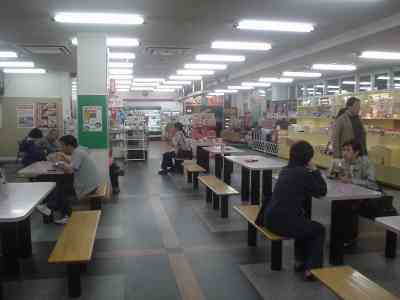 磐梯山サービスエリア(下り線)スナックコーナー