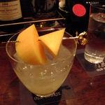オールドコース - (Pq'v`◆) 季節の柿のオリジナルカクテル~うっとりです♫
