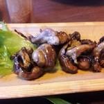 井筒亀 - うなぎ肝焼