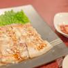 ソウルの家 - 料理写真:蒸し豚はこれで2人前。