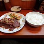 ステーキ屋 ニューてっぺい -