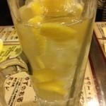 15961093 - ゴロゴロ生レモンサワー