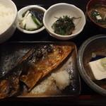 和風ダイニングきらり - 昼定食:800円