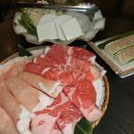 小尾羊 - 鍋材料