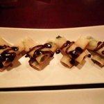 中国厨房ジャーチャン - 鴨のローストと春野菜の中華クレープ
