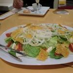 フェリチタ - パリパリチーズのイタリアンサラダ