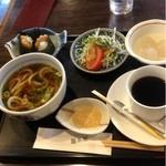 麺茶屋 - モーニング  500円