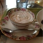 ロイヤルマスタードレスカフェ - ロイヤルミルクティー