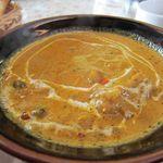 マリカ - 料理写真:チキンカレー