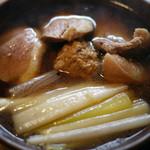並木藪蕎麦 - 鴨南蛮~☆