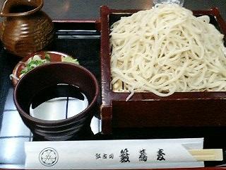 江古田藪蕎麦