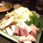 木村屋本店 - 食べ飲み放題のもつ鍋