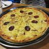ウッドイーン - 料理写真:サラミピザ Mサイズ