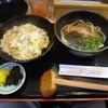 だし自慢うどん屋柏本 - 料理写真:親子丼+小うどん