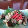 そば茶屋菖蒲庵 - 料理写真:赤鶏炭焼き