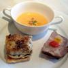 ポルタロッサ - 料理写真:前菜盛り合わせ