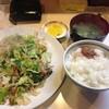 伊勢屋 - 料理写真:豚肉野菜炒め