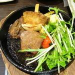 大衆居食家 しょうき - タンテキのグリル