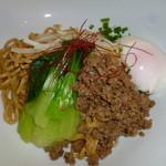メンデザイン - 坦々麺 白