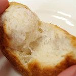 パ・パン - アマニとオーツ麦の健康プチパン