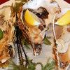 麻布 楸 - 料理写真:全国各地へ直接買い付けに行き、仕入れた牡蠣をレモンのみで・・・