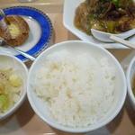 ラーメン厨房 シルクロード - シルクロードランチ \900