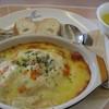 レストラン アルプス 360 - 料理写真:ハンバーググラタン 1000円