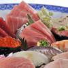 本家鮪屋 - 料理写真:鮪と地魚にぎり(イメージ)