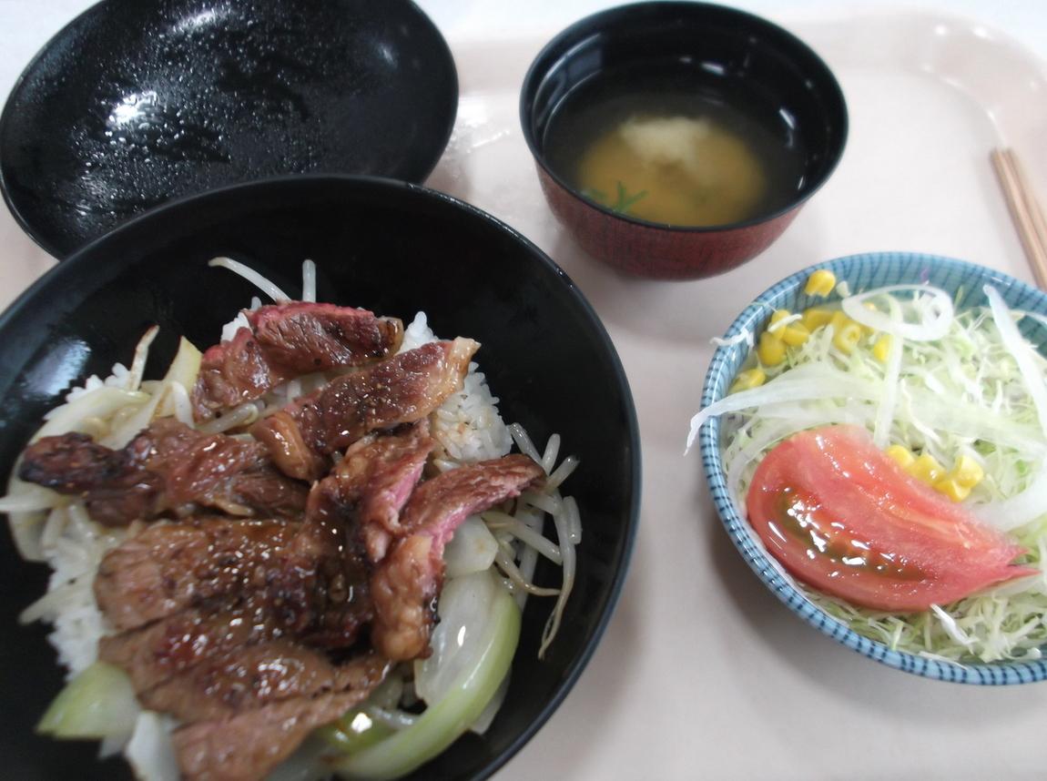 福井県庁食堂