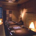 しゃくしゃく - 宴会個室(カラオケ付、14名用)