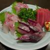 Hachijoujimakyoudoryouriryouzampaku - 料理写真:刺盛り