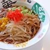 手打ちラーメン本丸 - 料理写真:冷やし中華はじめました!というか一年中やってます!!