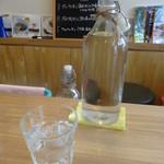 ひまわり - 水はボトルで出て来ます