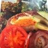 ワイアードカフェ - 料理写真:メルトハンバーグライス! 女性に大人気♥