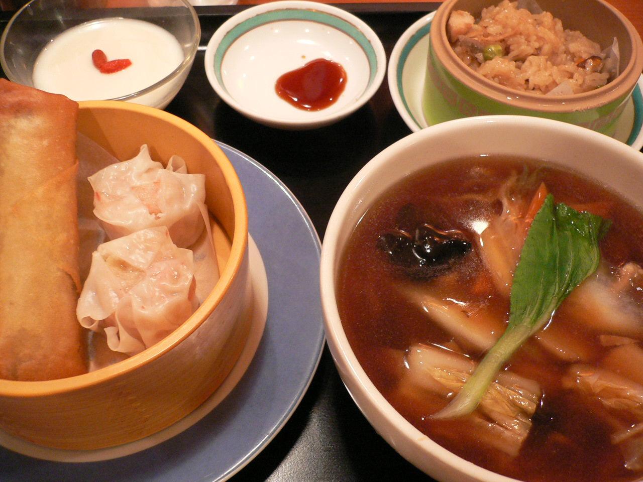 中国麺家 水戸エクセル店
