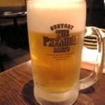 北の味紀行と地酒 北海道 - 生ビール