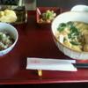 百楽 - 料理写真:そばランチ