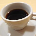 アローラ - 珈琲か紅茶がついてきます