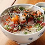 かんから - 料理写真:新鮮な海鮮をふんだんに使用しました。