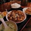 美味しい屋 - 料理写真:麻婆豆腐セット