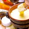 Cheese Table - 料理写真:チーズ料理といえばやっぱりチーズフォンデュ♪