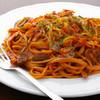 エンリコ - 料理写真:秘伝のソースが味の決め手『ナポリタン』  700円