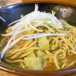 喜多嶋ラーメン - 煮そばカレー600円
