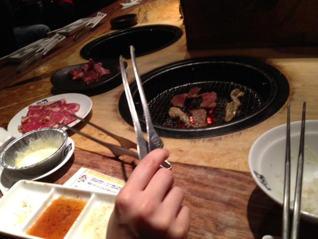 炭火焼肉酒家 牛角 梅ヶ丘店